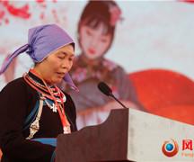 粟田梅:侗锦织造技艺传承人的新目标 让侗锦走出国门