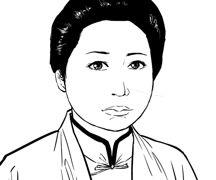 唐群英: 献妙计攻南京