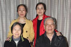 杨寿峨:女承母业 中医世家