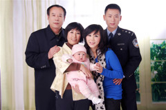 吉湘林:严格家风创良好家庭