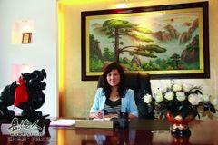 黄素萍:爱心企业家反哺山乡