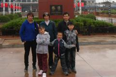 蒋青青:身兼数职的模范夫妻