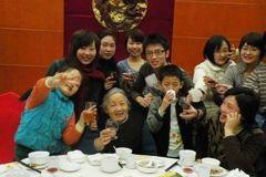 罗际成:和谐幸福的瑞梅家庭会